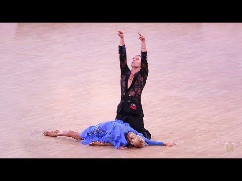 Armen Tsaturyan - Svetlana Gudyno | Russian Championship Latin 2018 - QF PD