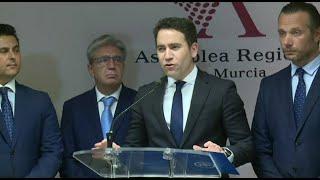 "García Egea asegura que Vox no ha estado ""a la altura"""
