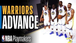 3 Reasons the Warriors are in the NBA Finals