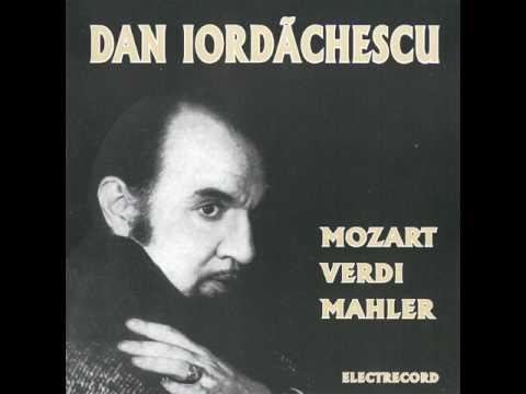 Dan Iordăchescu - Wolfgang Amadeus Mozart: Flautul fermecat, Aria Ein Madchen oder Weibchen
