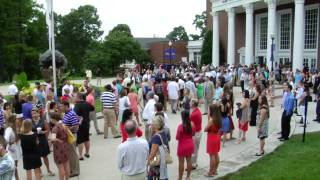 High Point University - Welcome Week 2012