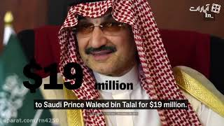 Tramp and the power of financial support for real terrorism in the world of friendship with Al Saud