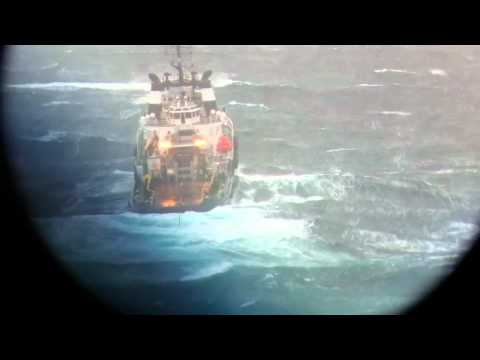 AHT Taurus towing SSCV Thialf