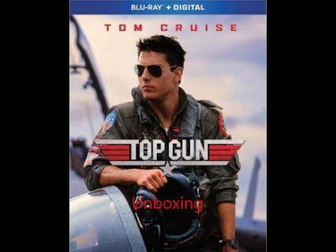 Download Top Gun (1986) Blu Ray Unboxing