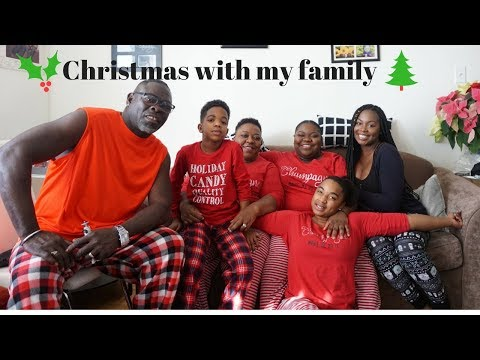 CHRISTMAS WITH MY FAMILY||SINI'S WORLD