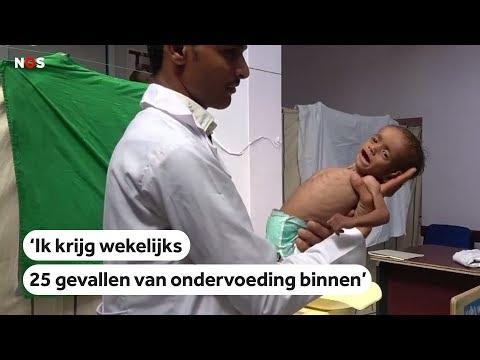 JEMEN: 'Hulp nodig om dreigende hongersnood tegen te gaan in Jemen'
