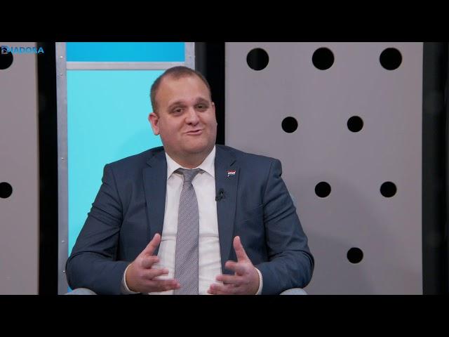 DALMATINA - gost Jure Brižić, načelnik Općine Preko