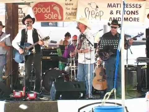 Lonesome Town at Taos Plaza Live 6-23