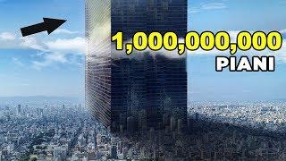 IL GRATTACIELO CON 1 MILIARDO DI PIANI! Riusciremo a costruirlo?
