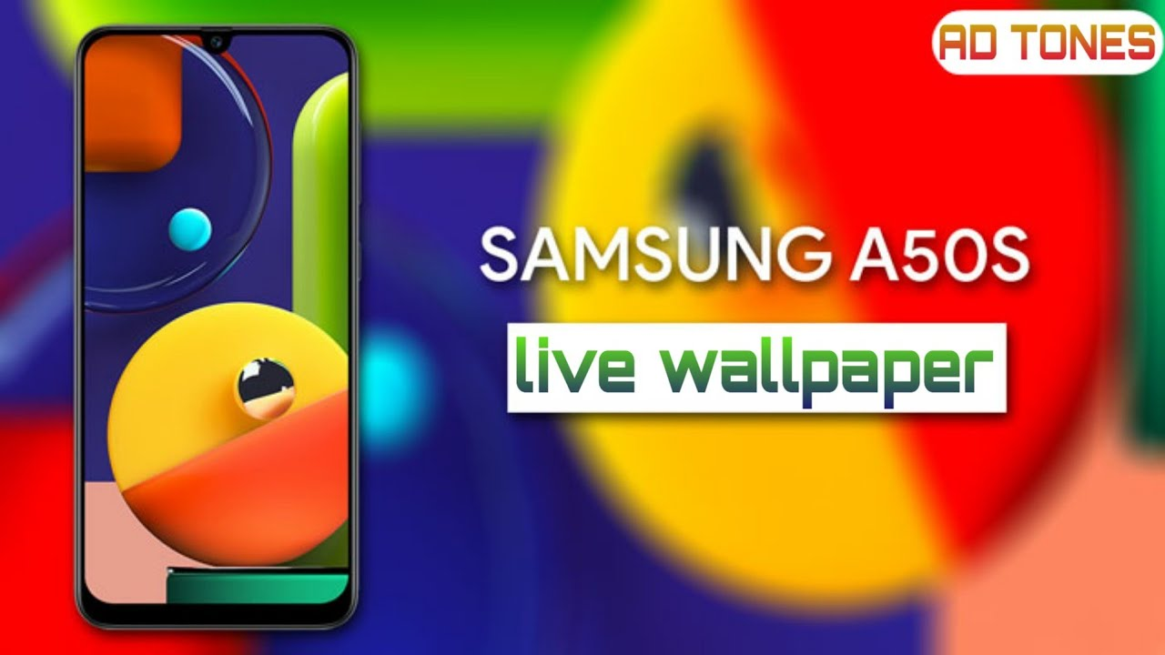 Samsung Galaxy A50s Live Wallpapers With Download Link Youtube