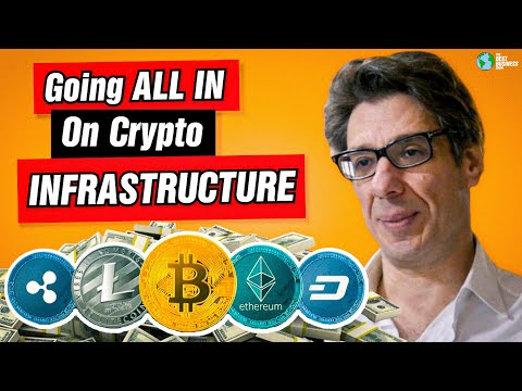 Meet The Man Pouring All His Money Intro Crypto Infastructure: Full Interview