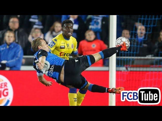 2017-2018 - Jupiler Pro League - 15. Club Brugge - Waasland-Beveren 3-0