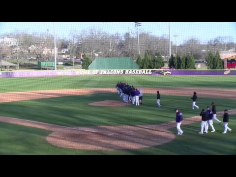 Montevallo Baseball vs. Tuskegee - YouTube