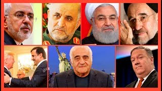 Ruyeh Khateh Instagram with Manook Khodabakhshian - Part 33 ... چه کسی با پیام مذاکره رهبر را دور زد