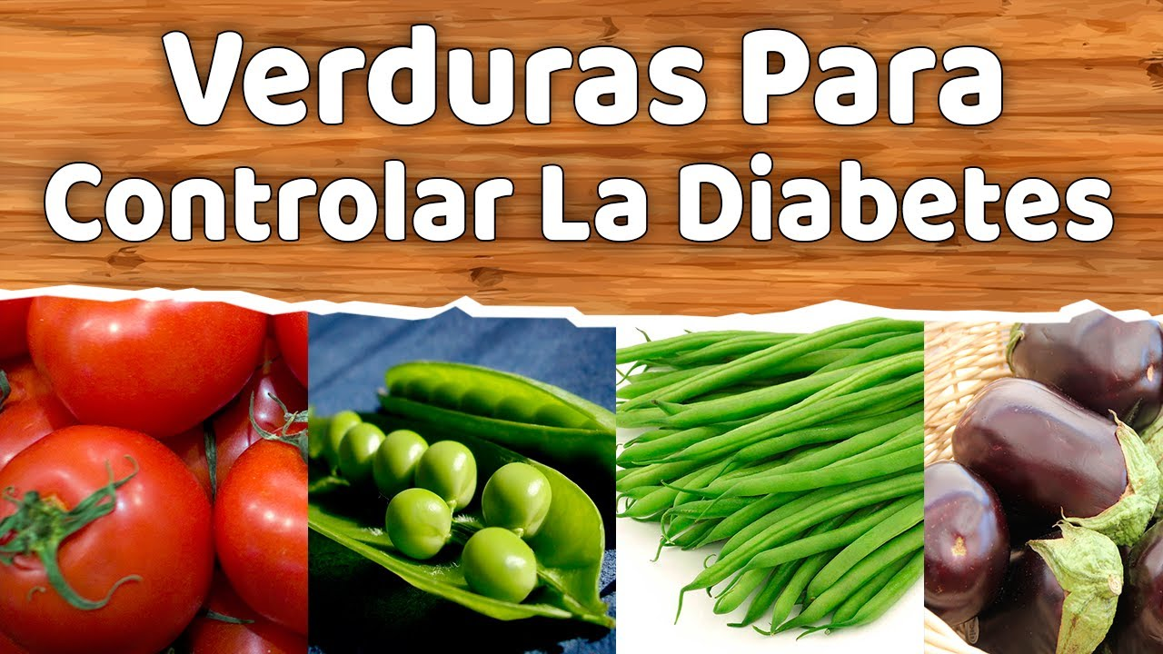 mejores verduras para comer para la diabetes