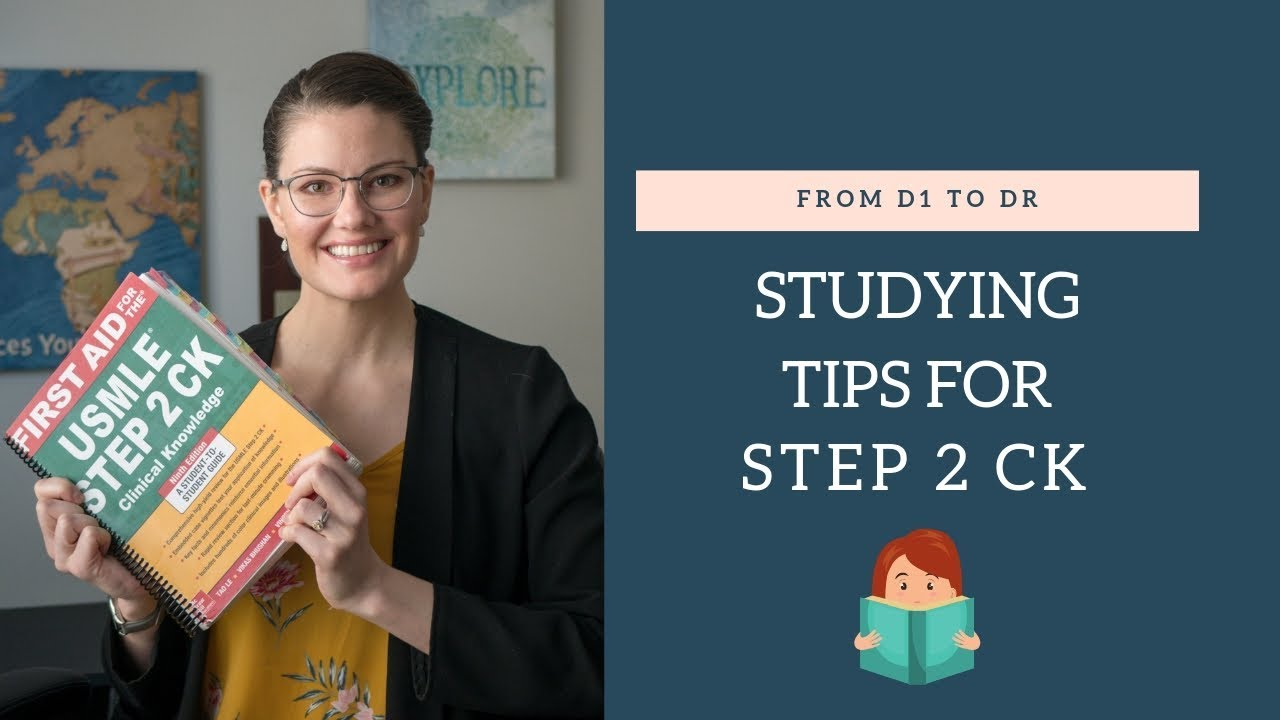 USMLE Step 2 CK TIPS | From D1 to DR