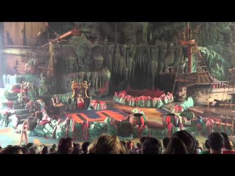 New Eighth Voyage of Sindbad stunt show (full performance) at Islands of Adventure