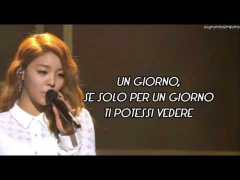 SUB ITA AILEE - ICE FLOWER [QUEEN OF AMBITION OST]