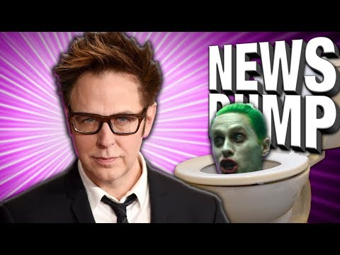 James Gunn SAVES DC? - News Dump