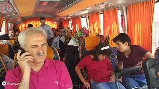 Görme Engellileri Koruma Derneği Konya Şubesi üyelerinden Bozkır Ziyareti.