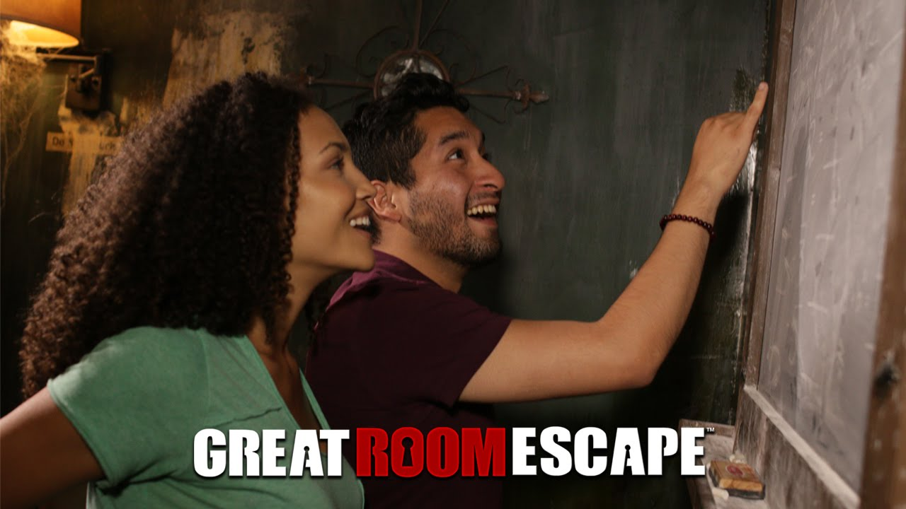Great Room Escape Utah – Utah's Best Escape Room