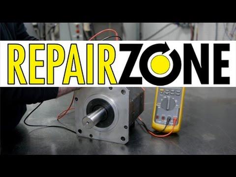 Fanuc Servo Motor Repair - Alpha-i Series
