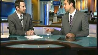funny moment on cky news at noon
