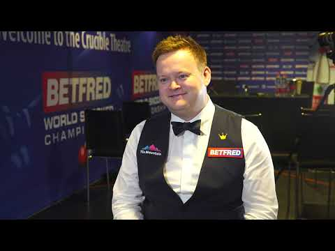 Shaun Murphy Overcomes Mark Davis To Reach Last 16 |  World Championship