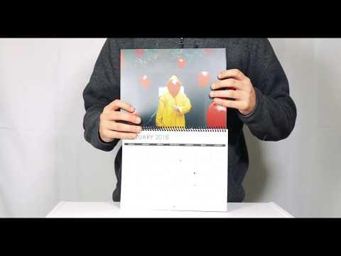 PhotoForge Product Highlight - BayPhoto Calendars