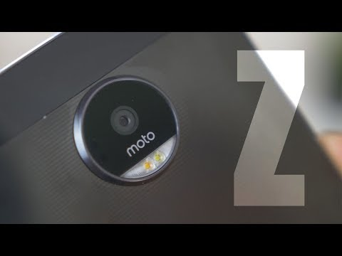 Moto Z Review (2017)