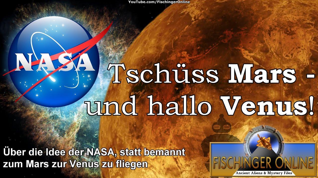 Tschüss Mars Hallo Venus über Die Nasa Pläne Einer Bemannten
