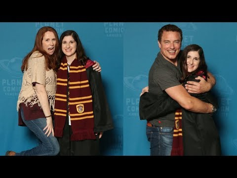 I'M SUCH A DOCTOR WHO FANGIRL!! (KANSAS CITY COMIC CON 2017)