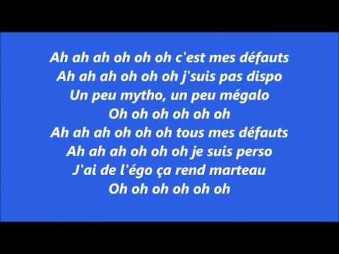 Superbus - Mes Défauts {Paroles/Lyrics}