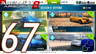 Asphalt 8 Airborne Walkthrough - Part 67 - Season 9: Beyond