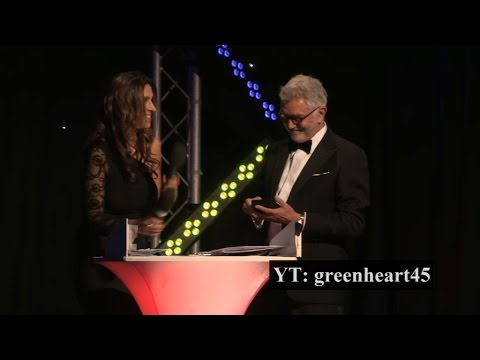 Martin Shaw received The Baird Medal at the Royal Television Society Midlands Awards - 3 Nov 2016
