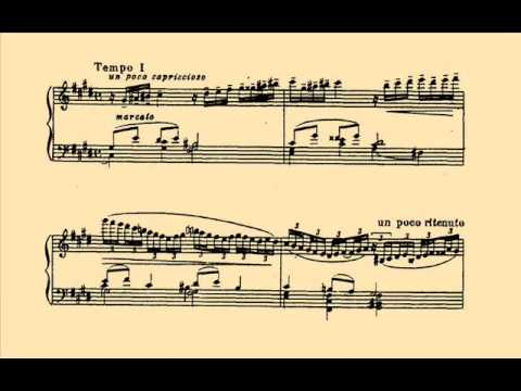 Alexander Sokolov plays Tchaikovsky - Nocturne in C sharp minor