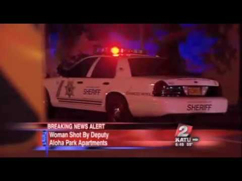 Woman shot after confrontation with deputies in Aloha