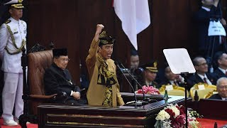 Indonesian president proposes to move capital from Jakarta to Borneo