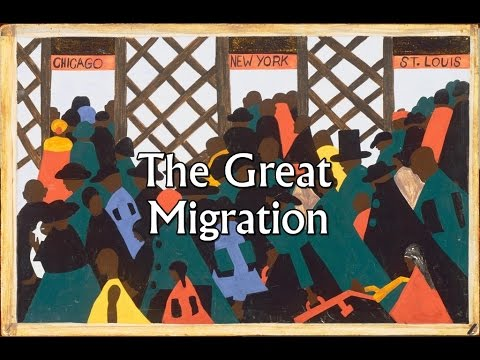 History Brief: The Great Migration