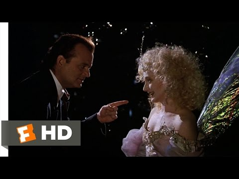 Scrooged (8/10) Movie CLIP - The Truth is Painful (1988) HD
