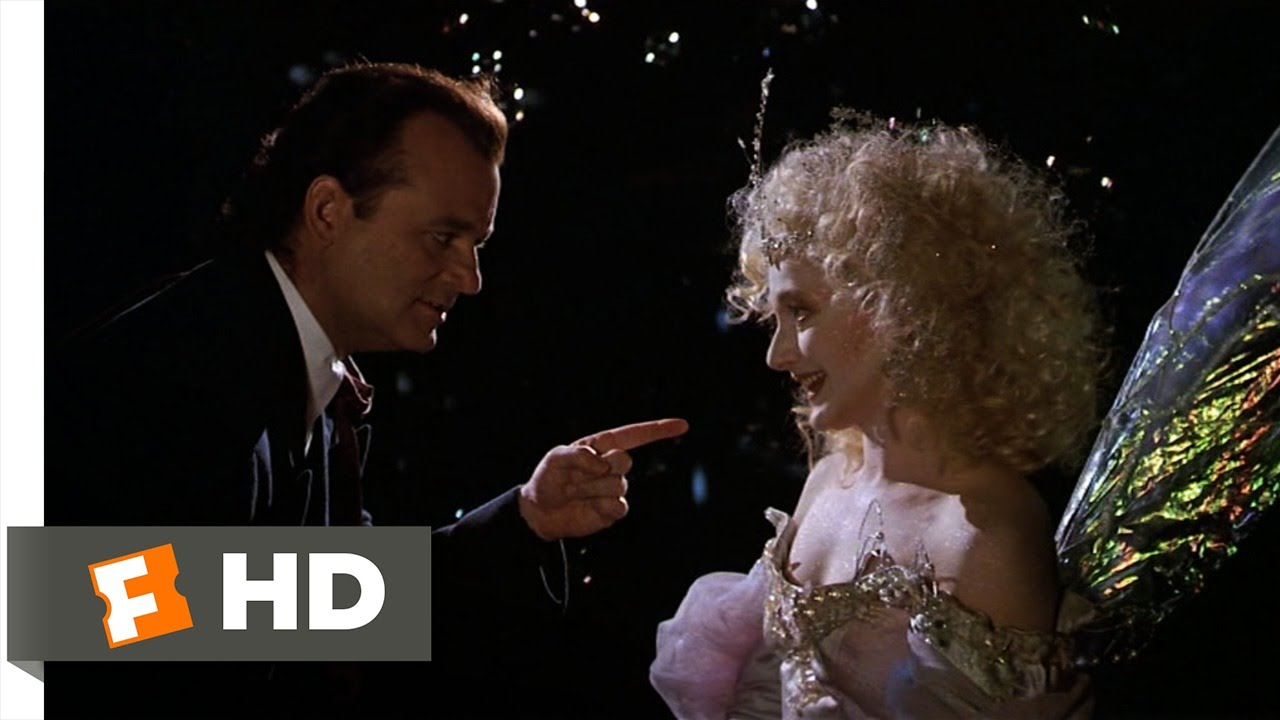Scrooged (8/10) Movie CLIP - The Truth is Painful (1988) HD - YouTube