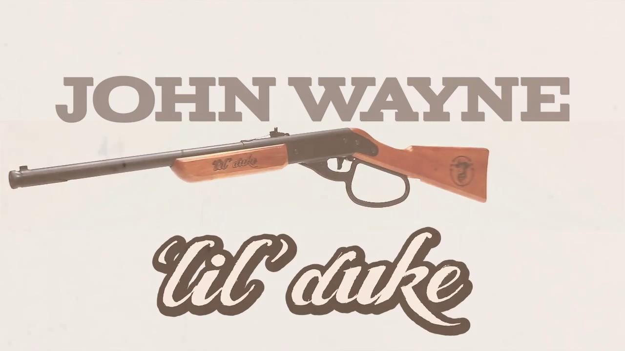 John Wayne Lil Duke BB Gun by Air Venturi