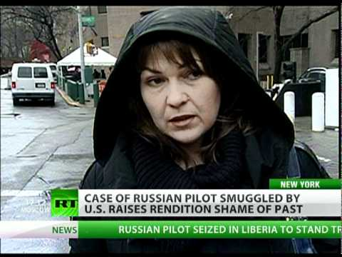 Snatched by States: Russian pilot faces trial on US soil