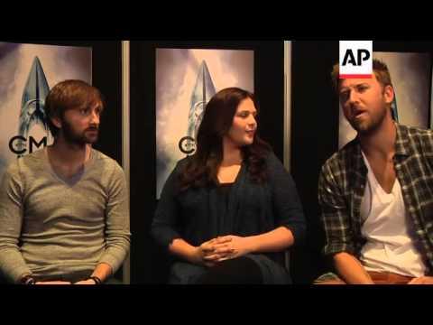 Jason Aldean, Keith Urban, Miranda Lambert, Lady Antebellum rehearse for CMA's