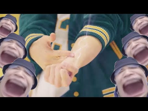 """BTS - """"DNA"""" but every time they say DNA its suga saying JHOPE"""
