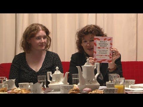 What women want: Books & Buns with Ella Whelan