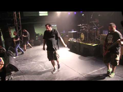 The Acacia Strain - The Mouth Of The River - Trois Rivieres - 2013