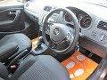 15年 VWポロ TSIコンフォートライン アップグレードパック インテリア