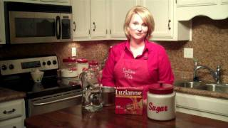 How to make Iced Sweet Tea