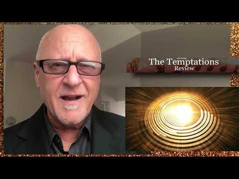 Dennis Edwards Temptations Review Talk on Hertzock Films Mp3